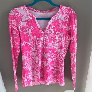 XS Lilly Pulitzer top